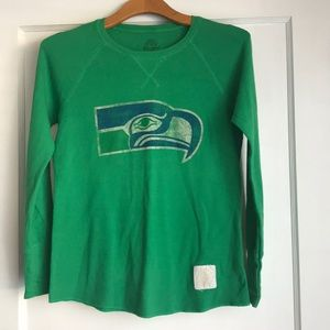 Tops - Seahawks retro thermal